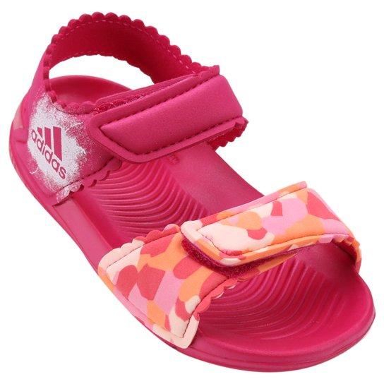 d39ef590669 Sandália Adidas Altaswim G Infantil - Compre Agora