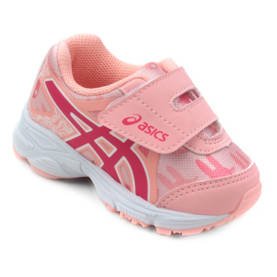 98c2117174 Tênis Infantil Asics Sugar Baby 3 Ts - Rosa - Compre Agora