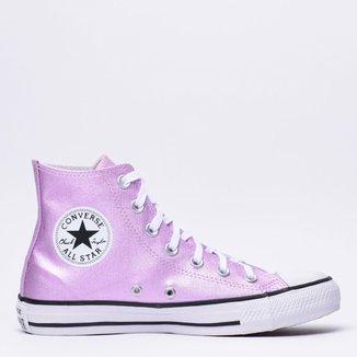 dea501b30d Tênis Converse Chuck Taylor All Star Hi Rosa Clar