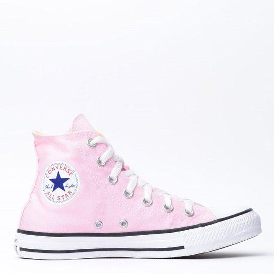 f370f0ab3b2 Tênis Converse Chuck Taylor All Star Seasonal Hi Feminino - Compre ...