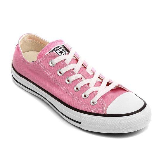 745c8ff61 Tênis Converse Chuck Taylor Feminino - Rosa - Compre Agora