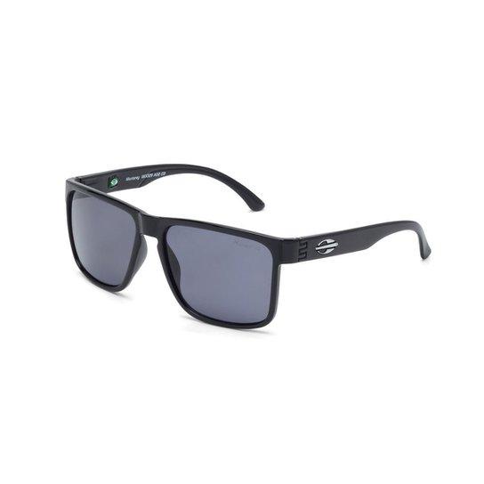 Oculos Sol Mormaii Monterey - Preto e Azul - Compre Agora   Zattini 40c6b36629