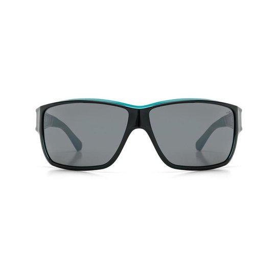 Óculos De Sol Mormaii Joaca 3 - Preto e Azul - Compre Agora   Zattini 8438c0ae87