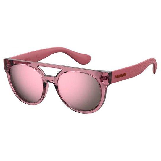 0323bedb9 Óculos de Sol Havaianas Buzios Feminino - Rosa | Zattini