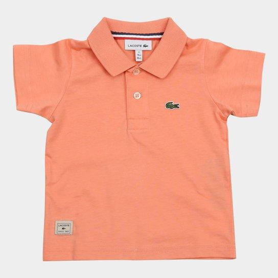 Camisa Polo Infantil Lacoste Masculina - Compre Agora   Zattini ff3ccf862f
