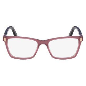 9e6abd8a15234 Armação Óculos de Grau Calvin Klein CK8558 601 52
