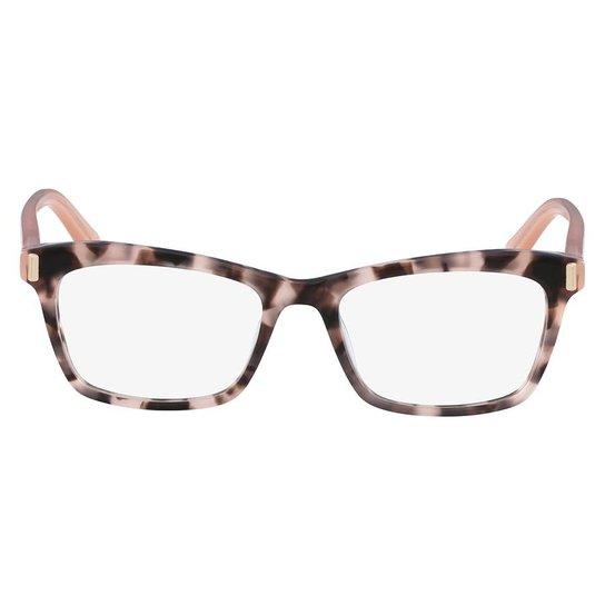 Armação Óculos de Grau Calvin Klein CK8564 602 52 - Compre Agora ... b42b7cebc8