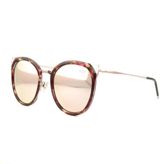 Óculos Carmim De Sol Espelhado - Compre Agora   Zattini 3d4ec1c604