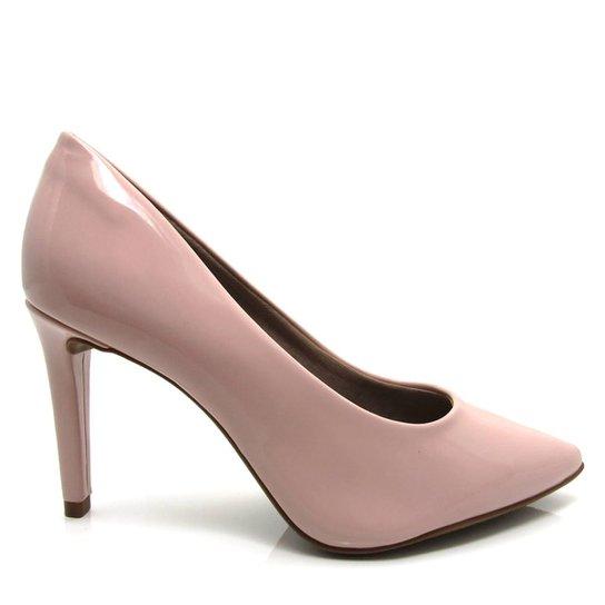 7088cee6c Sapato Scarpin Feminino Crysalis Bico fino | Zattini