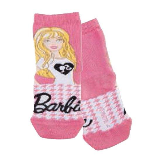 6ac570c26 Meia Infantil Lupo Cano Médio Barbie - Rosa - Compre Agora