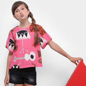 71bcd9a80 Compre Blusas, Camisetas, Regatas, Body NOVIDADE 13000-16000 | Zattini