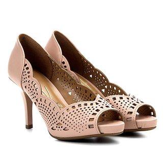 339dcb14a6 Peep Toes e Calçados Vizzano em Oferta