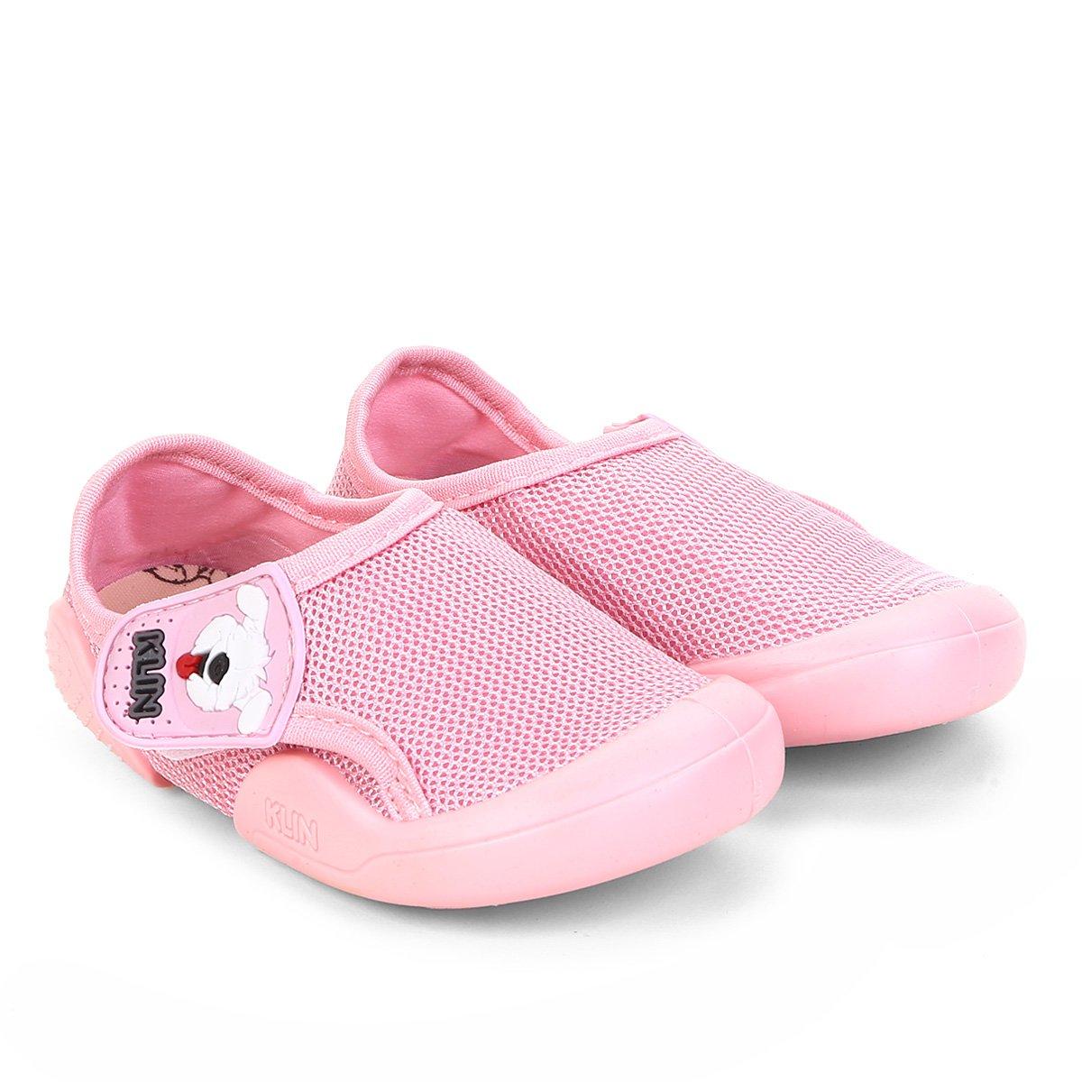 Sapato Infantil Klin New Confort Feminino