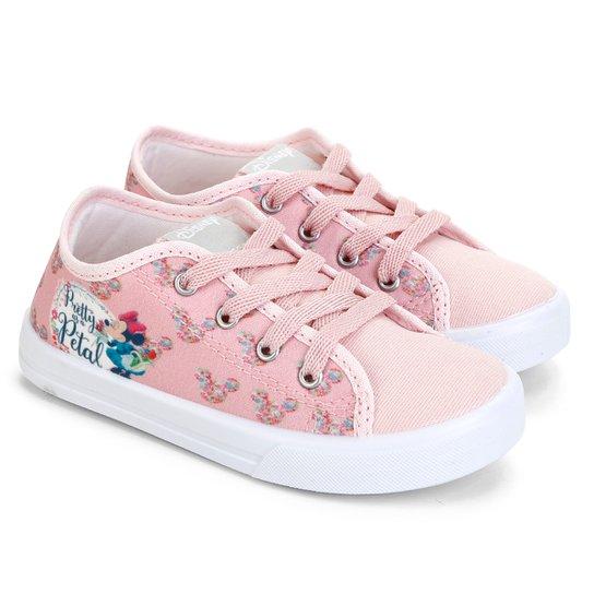 37d5a5212a7 Tênis Infantil Disney Minnie Feminino - Rosa - Compre Agora