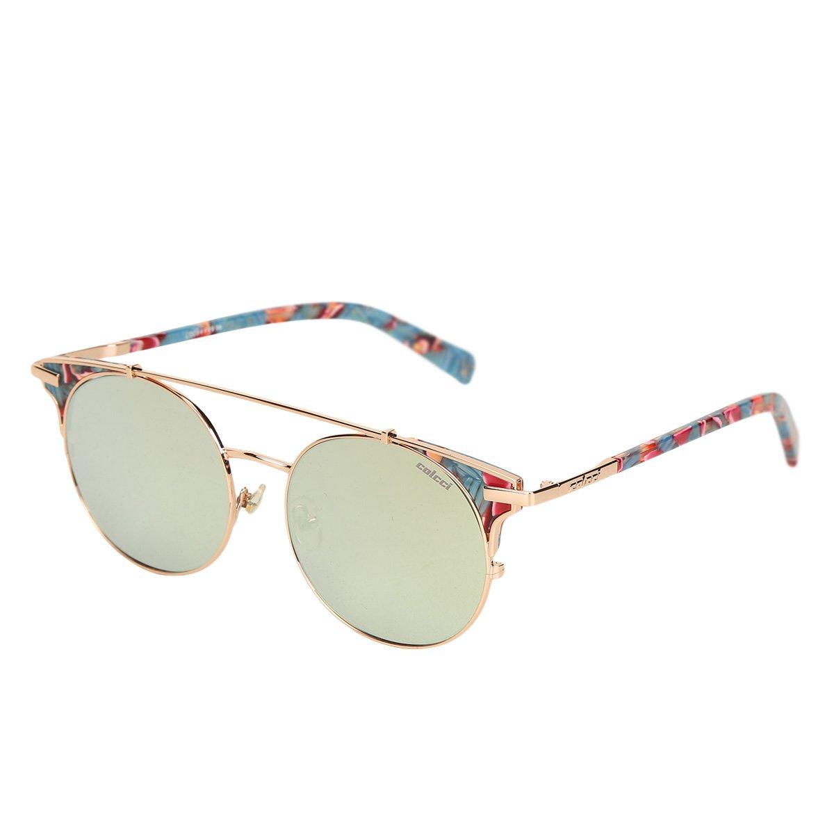 fda37dd7c Óculos de Sol Colcci Gatinho Brilho Feminino