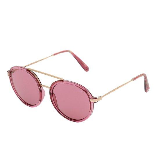 2f14303b876d6 Óculos de Sol Colcci Cindy C0096B5117 Feminino - Rosa - Compre Agora ...