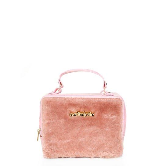 c64446b9e Bolsa Petite Jolie Mini Bag Box Pelo Feminina - Compre Agora