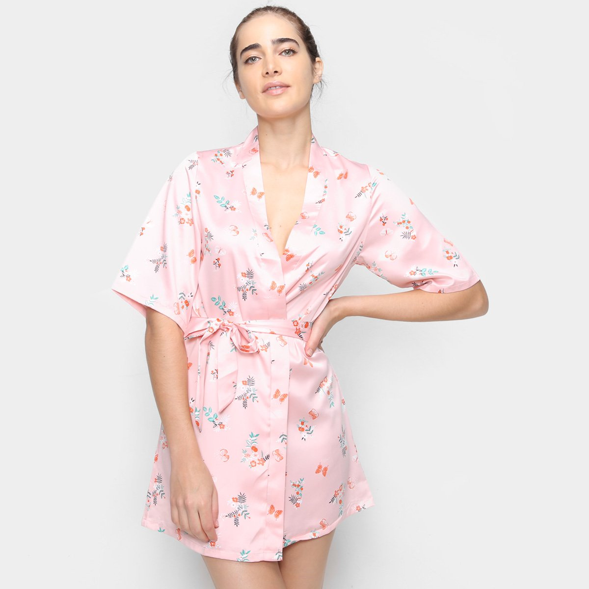 Robe Malwee Floral Feminino