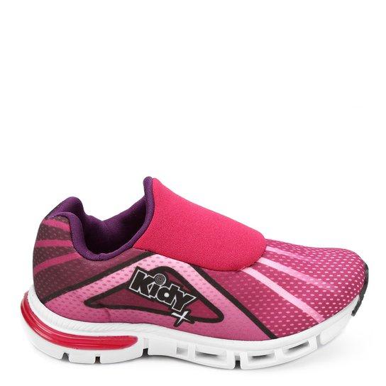 f8ad3384598 Tênis Kidy Menina Infantil - Rosa - Compre Agora