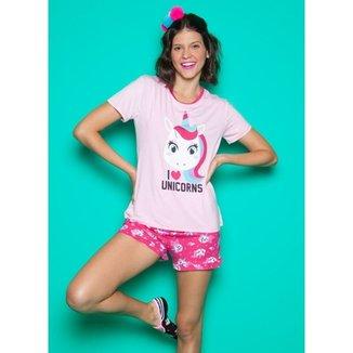 4f890ac21d4257 Pijamas Femininas Puket - Ótimos Preços | Zattini