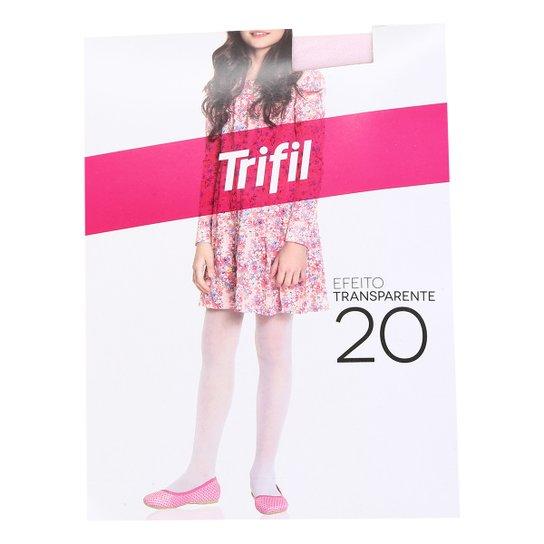 d01193316 Meia Calça Infantil Trifil Fio 20 - Rosa - Compre Agora