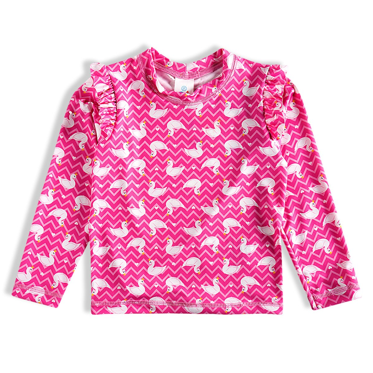 Camiseta Praia Infantil Tip Top Toddler Manga Longa
