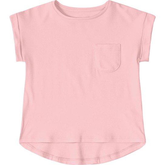 b4ecca631 Blusa Bebê Lilica Ripilica Feminina - Rosa - Compre Agora   Zattini