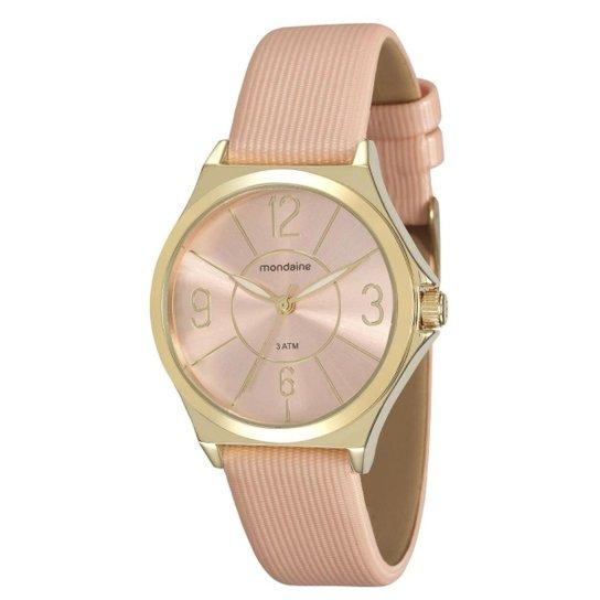473e6dde48e Relógio Mondaine 76685Lpmvdh3 Feminino - Compre Agora