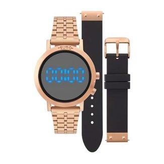 baacaa6c2b2 Relógio Euro Feminino Fashion Fit