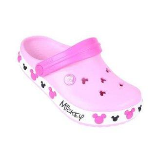 5138d8abd6a0 Crocs Infantil Minnie Crocs Feminino