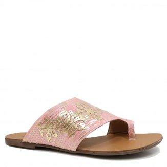 29e093b09 Rasteiras Zariff Shoes Feminino Tamanho 36 - Calçados
