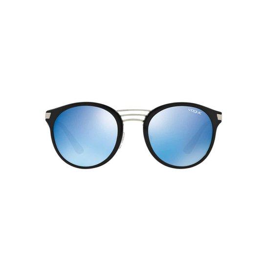 Óculos de Sol Vogue Redondo VO5132S Feminino - Compre Agora   Zattini 9fa70564e1