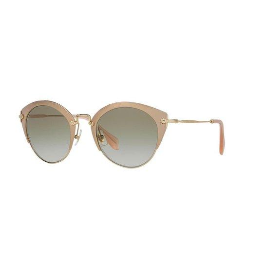 Óculos de Sol Miu Miu MU 53RS - Compre Agora   Zattini 9ce486e9e4