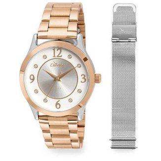 d4247c1854c Relógio Condor Feminino Troca Pulseira