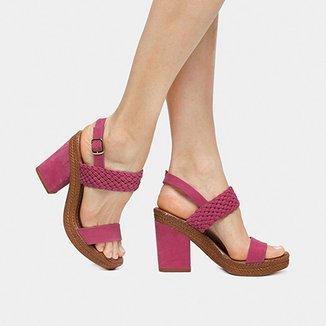 fe0147d9c2 Sandálias Walkabout Rosa - Calçados