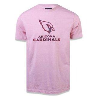 835e2e6d64 Camiseta Arizona Cardinals NFL New Era Masculina
