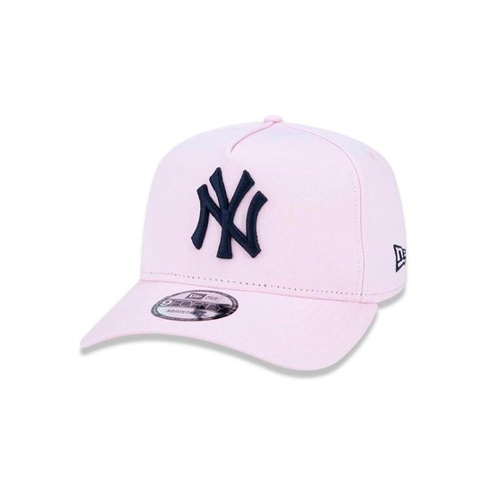 Boné 940 New York Yankees MLB Aba Curva Snapback New Era - Compre ... 4d6cf4f4454