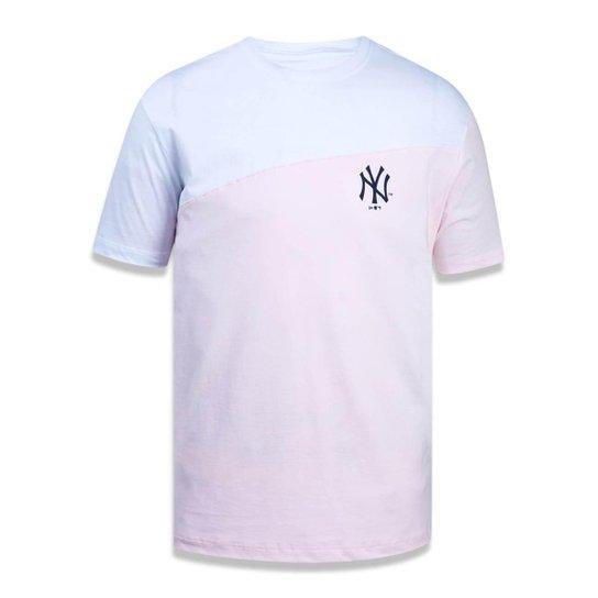 55115ac909413 Camiseta New York Yankees MLB New Era Masculina - Compre Agora