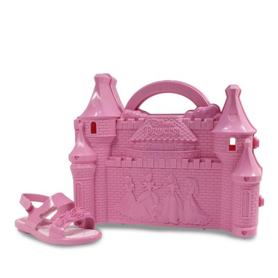 Sandália Bebê Grendene Castelo Das Princesas Feminina - Compre Agora ... 009d3597282