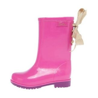 f894c6ac844 Galocha Infantil Grendene Barbie Power Fashion Feminina