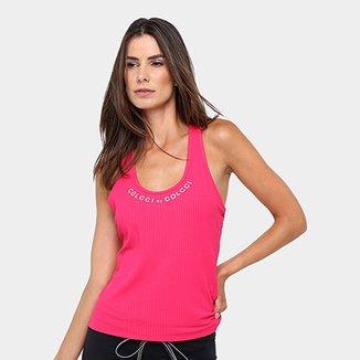 18b85d912 Regatas Femininas Colcci Fitness - Ótimos Preços | Zattini