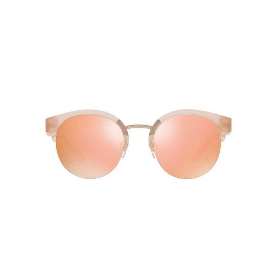 Óculos de Sol Burberry Redondo BE4241 Feminino - Compre Agora   Zattini 5f7625e438