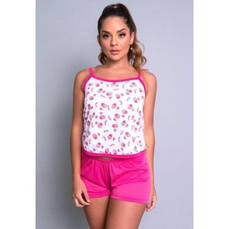 7a6dd76f15d014 Pijamas Femininas - Ótimos Preços | Zattini