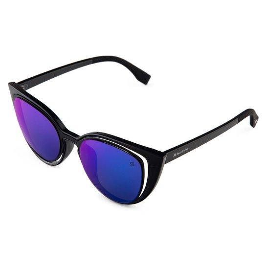 01514509d Óculos de Sol Khatto KT0136 - Preto+Azul