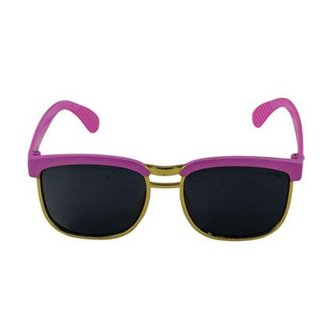 3eb23d667e842 Óculos de Sol Khatto Infantil Pink