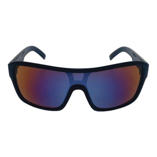 Óculos de Sol Khatto Highlander - Preto e Azul - Compre Agora   Zattini ed8563bc05