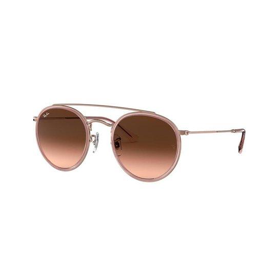 5b8ddd4e52d8a Óculos de Sol Ray-Ban RB3647N - Rosa - Compre Agora   Zattini
