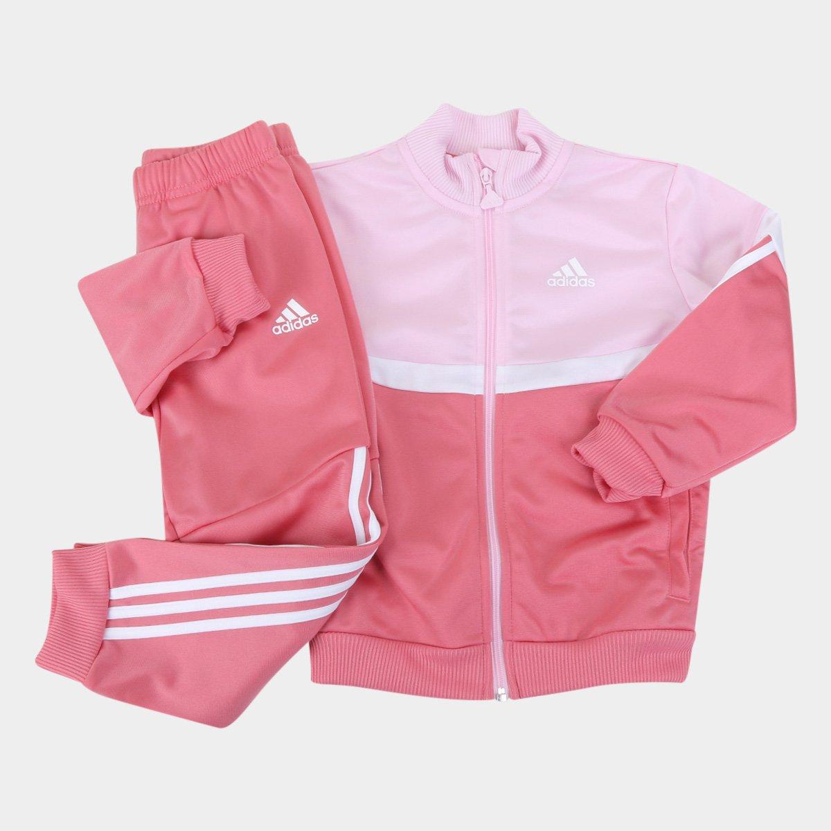 Agasalho Infantil Adidas Shiny Bos
