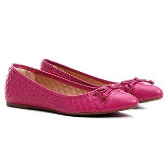 b2fcaf8513 Sapatilha Shoestock Matelassê Bico Fino