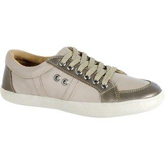 ca6611445 Sapatênis Doctor Shoes Cadarço Donna Comfort